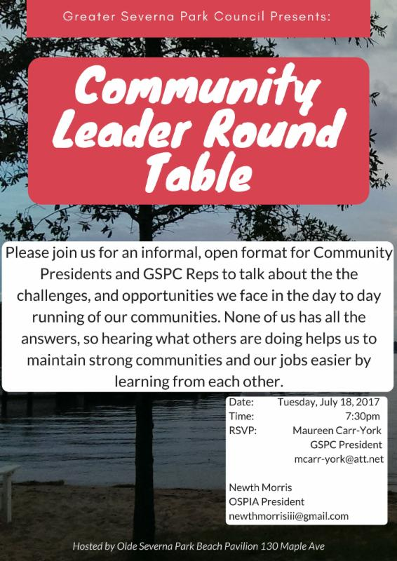 CommunityLeaderRoundtable